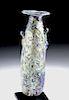 Greek Hellenistic Core-Form Glass Alabastron
