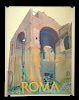 Vittorio Grassi ENIT Travel Poster - Roma - 1920s