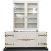 Tommi Parzinger Breakfront Cabinet