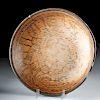 Large Maya Pottery Bowl w/ Jaguar