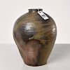 Rob Barnard, large studio pottery vessel