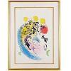 Marc Chagall (attrib), lithograph