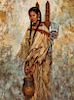 James Ayers | Indian Woman Standing