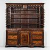 George III Oak Welsh Dresser