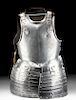 17th C. Western European Steel Pikeman's Cuirass