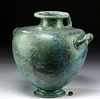 Elegant / Large Greek Bronze Hydria