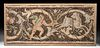 Roman Mosaic of Hunting Cupid Accounts, Glass / Stone