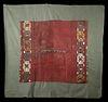 Rare Pre-Columbian Sihuas Valley Textile Tunic