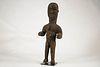 Igbo Sacrificially Encrusted Figure