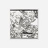 Frank Stella, Swan Engraving Square I (Swan Engraving V) from the Swan Engraving series