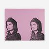 Andy Warhol, Jacqueline Kennedy II (Jackie II) from 11 Pop Artists II