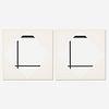 Piet Mondrian, two works