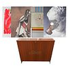 (18 Pc) Limited Edition Olympic Centennial Color Lithographs