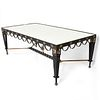 Midcentury French Modernist Star Dining Table Attributed to Arturo Pani
