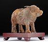 Rare Chinese Tang Dynasty Iron Water Buffalo