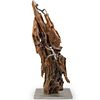 Pablo Dent (Ecuadorian, 20th Century) Sterling & Driftwood