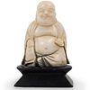 Chinese Bone Buddha Figurine