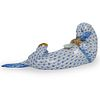 Herend Porcelain Fishnet Sea Otter