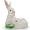 Herend Porcelain RabbitsÂ