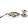 (4 Pc) Sterling Silver Dining AccessoriesÂ