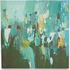 Abstract Giclee Painting
