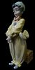 Lladro #6258 Pierrot in Love Porcelain