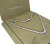 Diamond necklace, Van Cleef & Arpels, New York, 1966