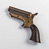 Sharps Model 1C Pepperbox Pistol