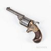 Moore's Patent Firearms Company Front-loading Revolver