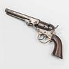J.M. Cooper Second Model Navy Revolver
