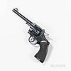 Colt Officer's Model 38 (Second Issue) Double-action Revolver