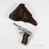 Walther P.38 Semiautomatic Pistol