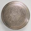 Silver Arabesque Spice Box