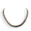 Italian 925 Two-Tone Necklace