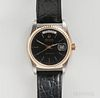 Bulova Super Seville Two-tone Day-Date Automatic Wristwatch