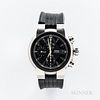 Oris Stainless Steel TT1 Reference 7521-44 Chronograph Wristwatch