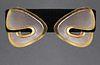 Boris Le Beau 18K Yellow & Platinum Earrings