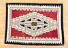 """Navajo Indian rug, 41"""" x 30""""."""