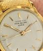 Patek Philippe 18kt Gold Signed Tiffany & Co. Reference 2457 Wristwatch