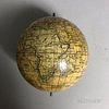 Abel Klinger 3-inch Pocket Globe