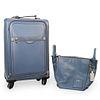 (2 Pc) Henri Bendel Suitcase & Purse