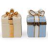 Limoges & Lenox Porcelain Pill Box