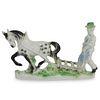 Erphila Porcelain Horse Figurine