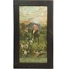 Photographic Print of Equestrian
