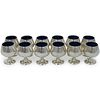 (12 Pc) Gorham Sterling Silver Cordial Cups