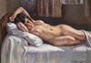 Suzanne Daynes-Grassot, Reclining Nude
