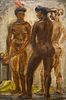 Reginald Marsh, Three Nudes