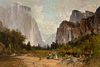 Thomas Hill | Yosemite Valley