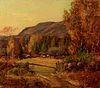 Wilson Henry Irvine (American, 1869-1936) Autumn