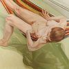 Philip Pearlstein (American, b. 1924) Nude on a Hammock, 1974